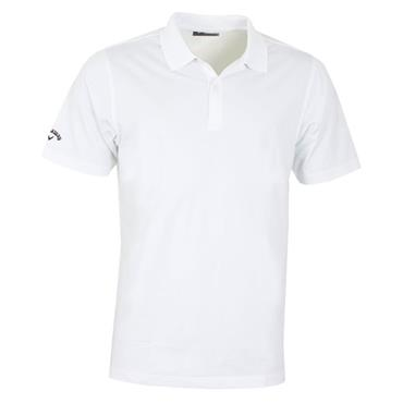 Callaway Gents Opti-Dri Polo Shirt White