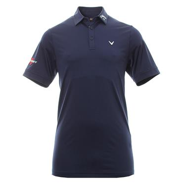 Callaway Gents Opti-Vent Tour II Polo Shirt Peacoat