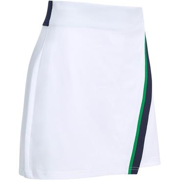 Callaway Ladies Contrast Wrap Skort White