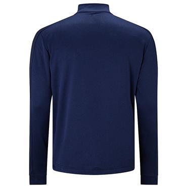 Callaway Gents 1/4 Zip Waflle Fleece Top Blueprint