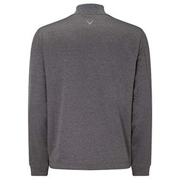 Callaway Gents Long Sleeve Printed Fleece Irongate