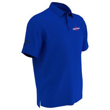 Callaway Gents Tournament Odyssey Polo Shirt Blue