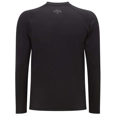Callaway Gents Long Sleeve Soft Compression Baselayer Caviar