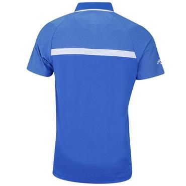 Callaway Gents Fineline Opti-Dri Polo Shirt Lapis Blue