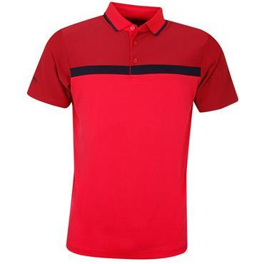 Callaway Gents Fineline Opti-Dri Polo Shirt Lychee