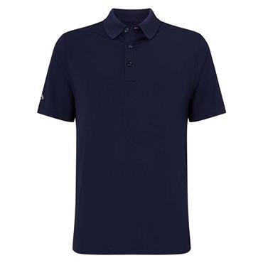 Callaway Gents Hex Opti-Dri Stretch Polo Shirt Peacoat