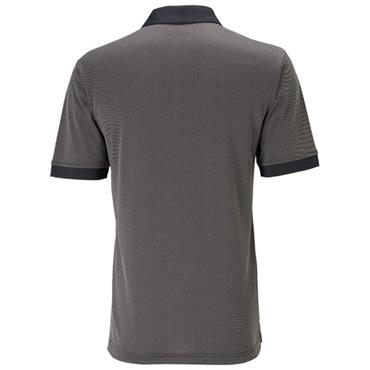 Callaway Gents Denim Jacquard Polo Shirt Caviar
