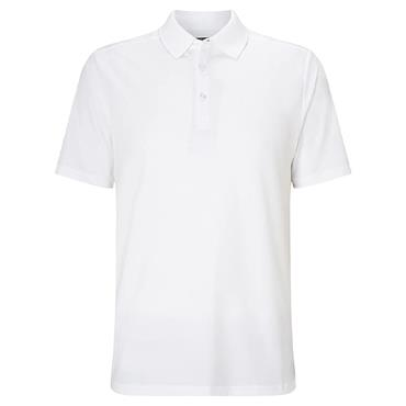 Callaway Gents Hex Opti Stretch Polo Shirt White
