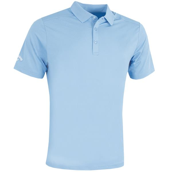 b92f9690 Callaway Gents Hex Opti Stretch Polo Shirt Chambray | Golf Store
