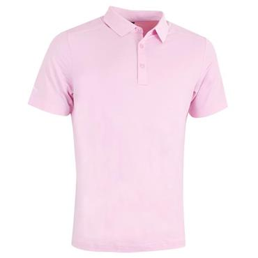 Callaway Gents Hex Opti Stretch Polo Shirt Lilac