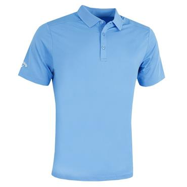 Callaway Gents Hex Opti Stretch Polo Shirt Marina