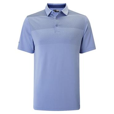 Callaway Gents Engineered Grad Polo Shirt Chambray