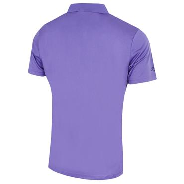 Callaway Gents Yarn Dyed Engineered Vent Polo Shirt Liberty