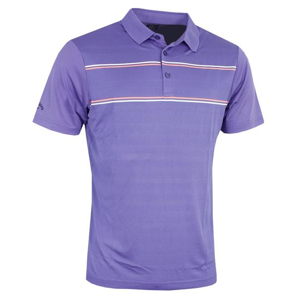 18e5807e Callaway Gents Yarn Dyed Engineered Vent Polo Shirt Liberty   Golf Store