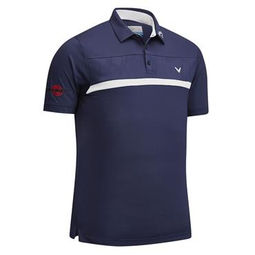 Callaway Gents Premium Tour Polo Shirt Peacoat