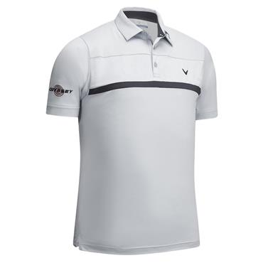 Callaway Gents Premium Tour Polo Shirt White
