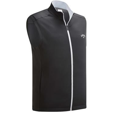 Callaway Gents Full Zip Fleece Vest Caviar