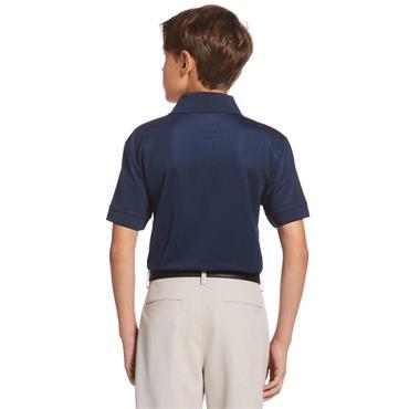 Callaway Junior - Boys Colour Block Polo Shirt Dress Blue