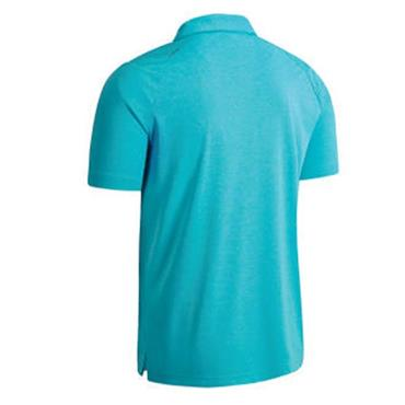 Callaway Gents Soft Touch Polo Shirt Blue Curacao Heather