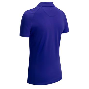 Callaway Ladies Solid Swing Polo Mazarine Blue 434