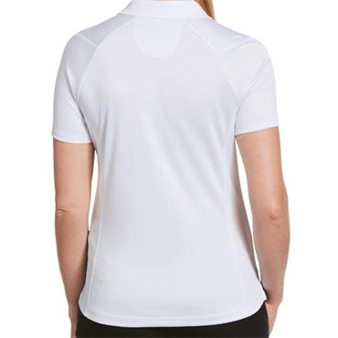 Callaway Ladies Solid Swing Polo White