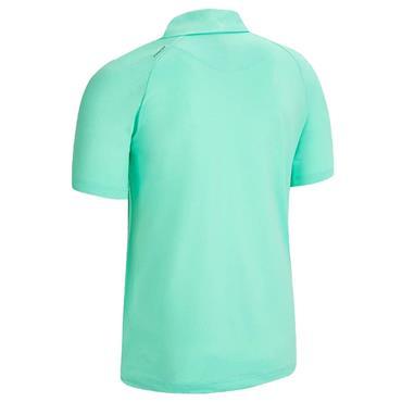 Callaway Gents Swing Tech Solid Polo Shirt Carnival Glass