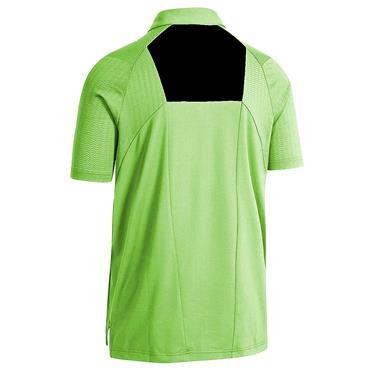 Callaway Gents Odyssey Ventilated Block Polo Shirt Jasmine Green