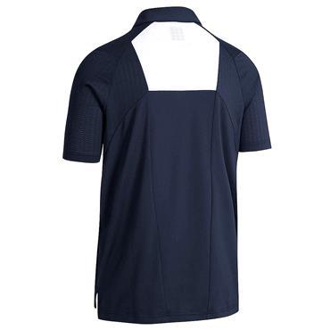 Callaway Gents Odyssey Ventilated Block Polo Shirt Peacoat