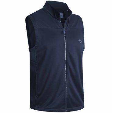 Callaway Gents High Gauge Vest Peacoat