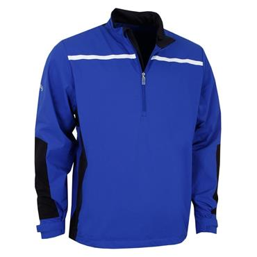 Callaway Gents 1/4 Zip Chest Stripe Wind Protection Jacket Surf The Web