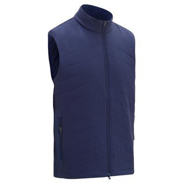 Callaway Gents Primaloft Full Zip Vest Peacoat