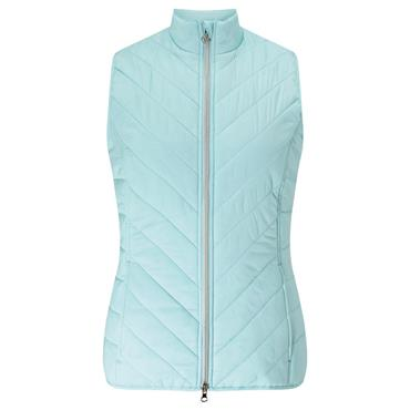 Callaway Ladies Puffer Vest Limpet Shell