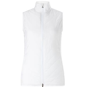 Callaway Ladies Puffer Vest White