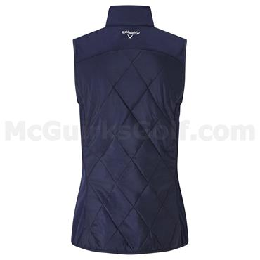 Callaway Ladies Lightweight Vest Peacoat