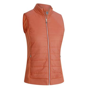 Callaway Ladies Light Weight Quilted Vest Dubarry