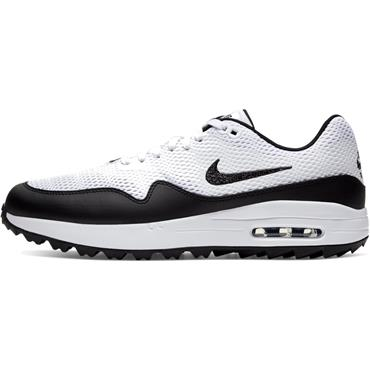 Nike Gents Air Max 1 G Shoes White