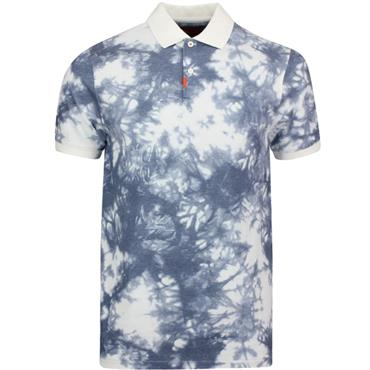 Nike Gents Polo Shirt Fog Wash White 100