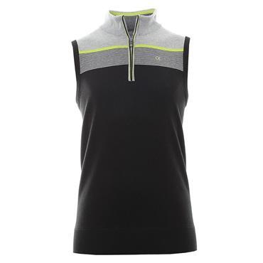 Calvin Klein Golf Gents Tier Vest Black