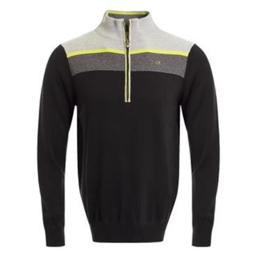 Calvin Klein Golf Gents Revolve Sweater Black