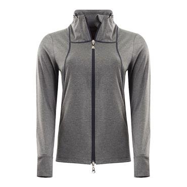Calvin Klein Golf Ladies Aerial Tech Jacket Grey