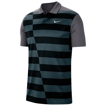 Nike Gents Dri-Fit Polo Dark Grey