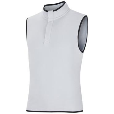 Nike Gents ½ Zip Therma Vest Grey 042