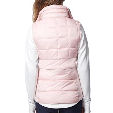 Calvin Klein Golf Ladies Mira Gilet Pink Mist
