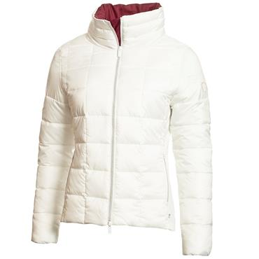 Calvin Klein Golf Ladies Mira Jacket Natural
