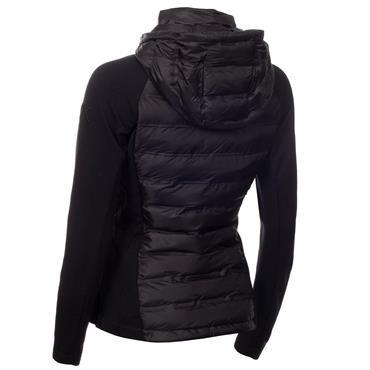 Calvin Klein Golf Ladies Calle Tech Hybrid Jacket Black
