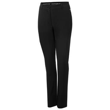 Calvin Klein Golf Ladies Winter Genius Stretch Trousers Black