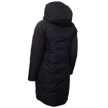 Calvin Klein Golf Ladies Summit Waterproof Padded Jacket Black