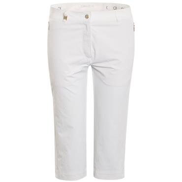 Calvin Klein Ladies Pro-Active Capri White