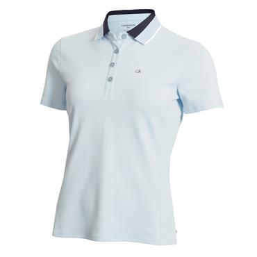 Calvin Klein Golf Ladies Kirby Polo Powder