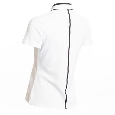 Calvin Klein Golf Ladies Kirby Polo White